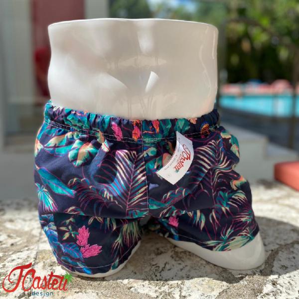 Calypso, Jamaica, Sunga Shorts