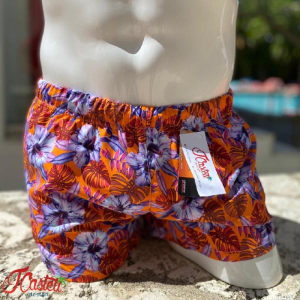 Calypso Trinidad Sunga Shorts